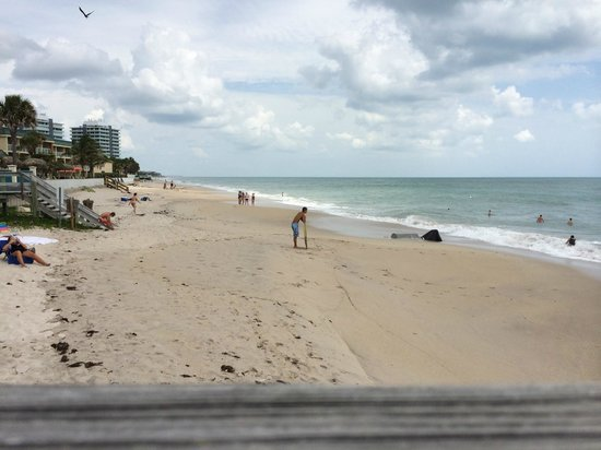 Kimpton Vero Beach Hotel & Spa : Beach view