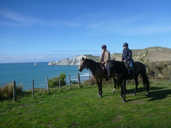 The Farm at Cape Kidnappers : On top of the world