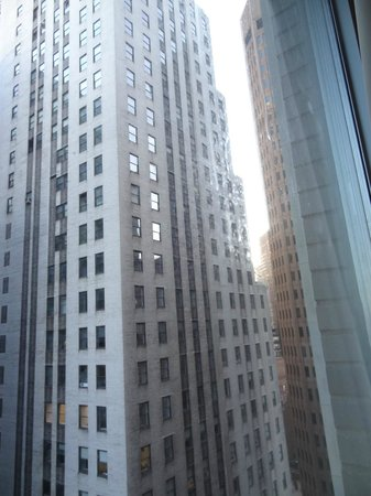 DoubleTree by Hilton Hotel New York City - Financial District: vue de la chambre