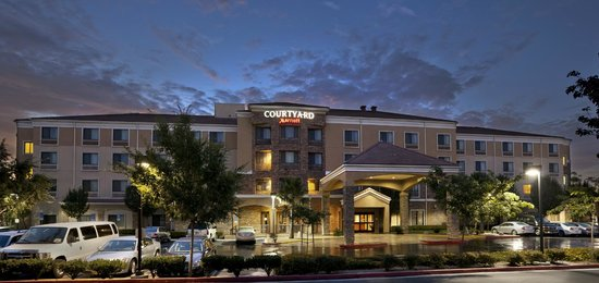 Courtyard By Marriott Ontario Rancho Cucamonga