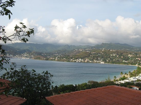 Mount Cinnamon Resort & Beach Club : View from Villa 12