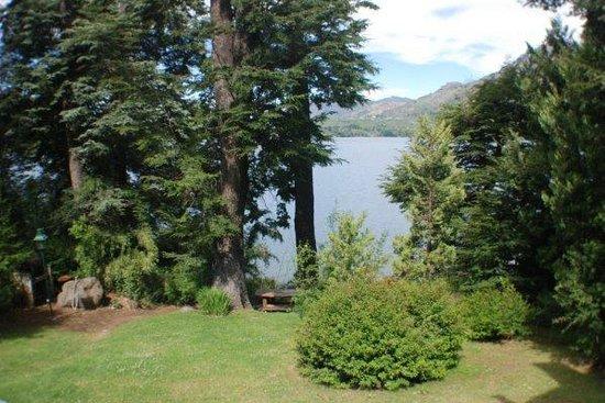 Posada Ruca Laufquen: Lago Gutierrez