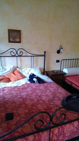 Casale Belriguardo Room & Breakfast e Wellness: Camera pesco