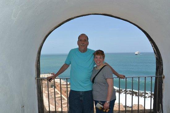 Segway Tours of Puerto Rico: Inside El Moro