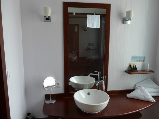 Hotel des Rochers: Junior suite