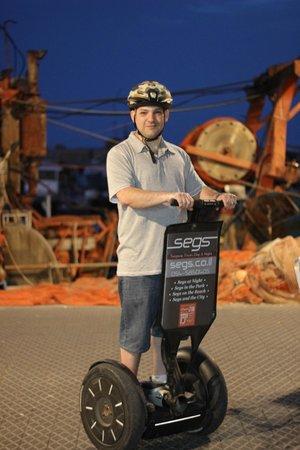 Segs - Segway Tours : Segway Tour in Tel Aviv-Jaffa