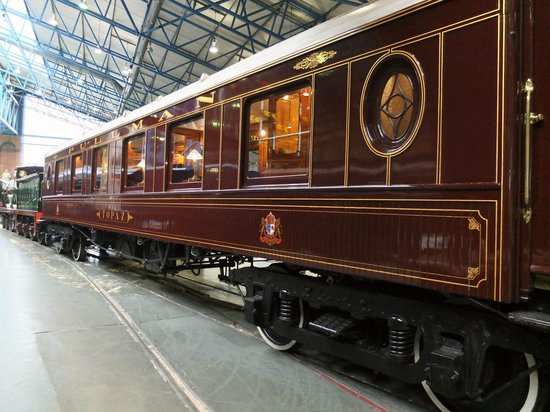 National Railway Museum: Travelling in style.