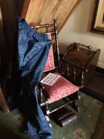 Penceunant Isaf Tea Rooms : Always a spare chair