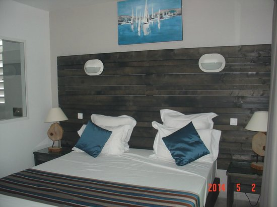 Hotel Bois Joli: Notre chambre