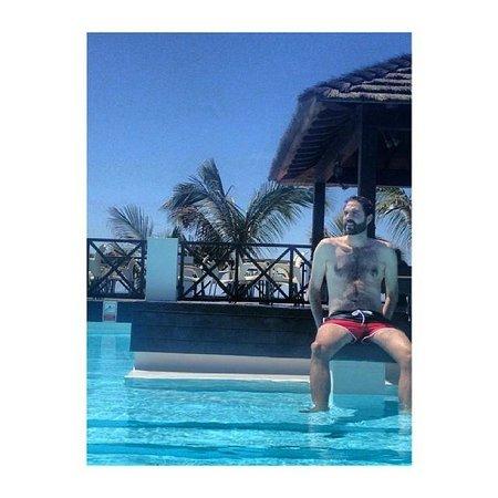 Hesperia Lanzarote : Una de las piscinas
