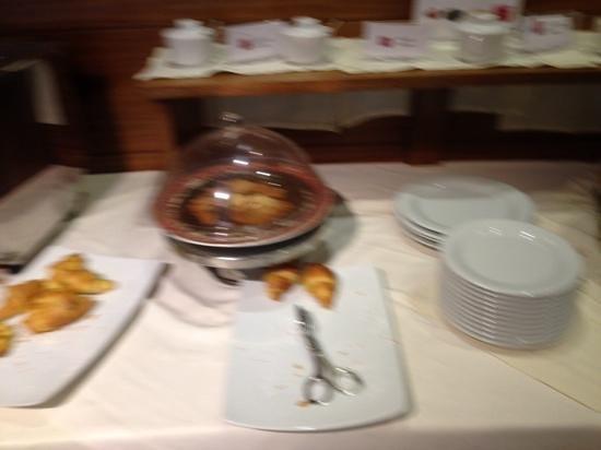 Hotel Magri's: cornetti