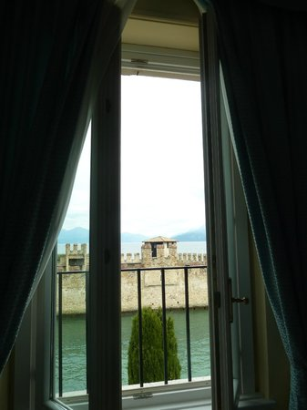 Grand Hotel Terme: Вид из номера
