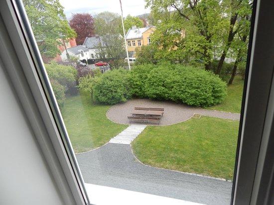 Frogner House - Skovveien 8: вид из окна. 2 этаж