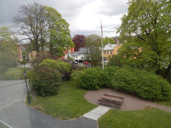 Frogner House - Skovveien 8: вид из окна
