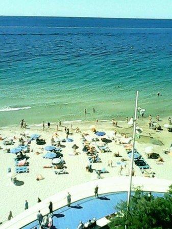 Villa Del Mar Hotel: playa poniente