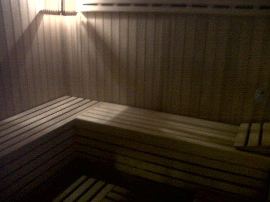 Tryp Valencia Oceanic Hotel: sauna