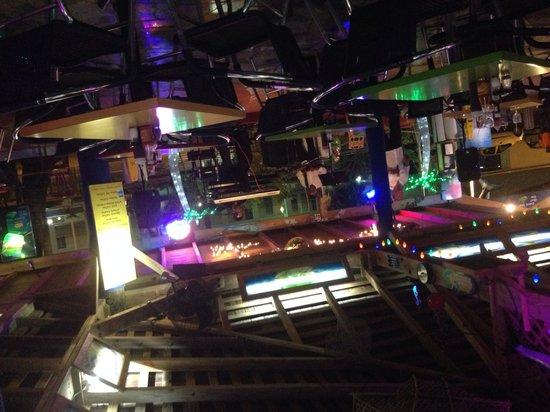 Lee's Roadside Grill: View
