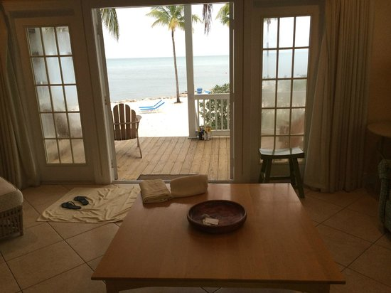 Tranquility Bay Beach House Resort: sweet view