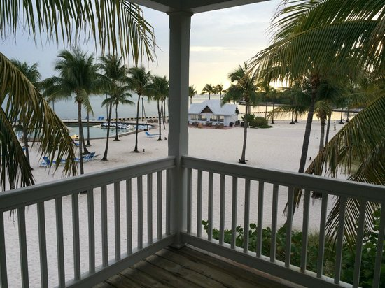 Tranquility Bay Beach House Resort: can't beat view