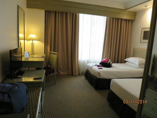 Federal Hotel: Room 702