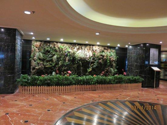 Federal Hotel: Hotel lobby