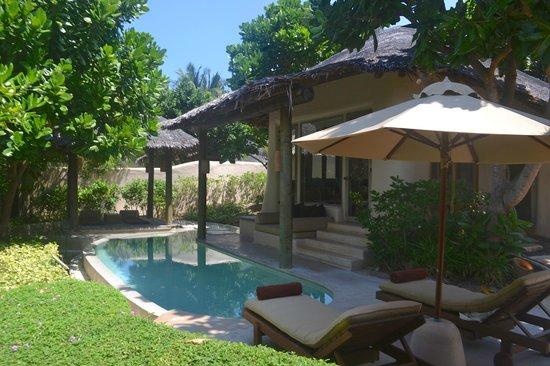 The Naka Island, A Luxury Collection Resort & Spa Phuket : Beachfront Pool Villa 66