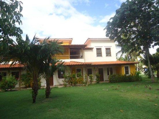 Costa Brasilis All Inclusive Resort & Spa: Vista interna da Recepção