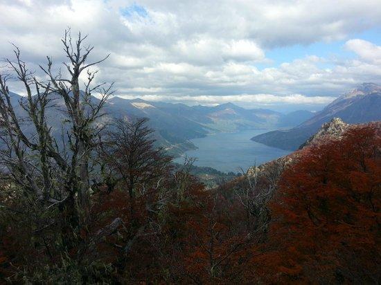 Cerro Otto: Vista