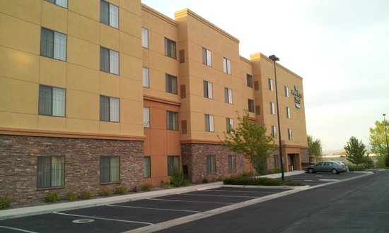 Homewood Suites by Hilton Reno: Outside view of Hotel