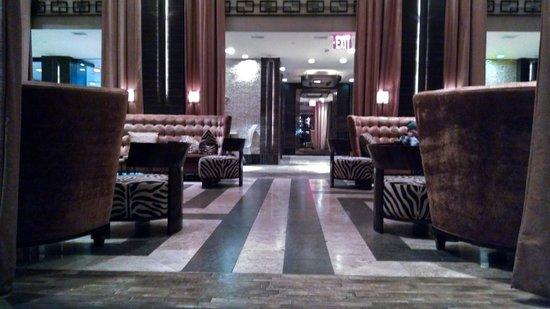 Empire Hotel: lobby