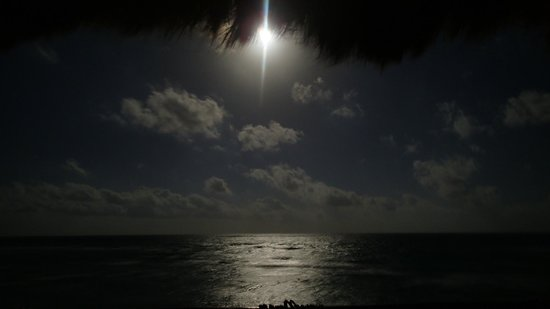 Playa Caribe: Moonlight