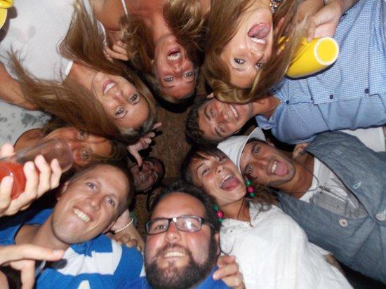 El Indio Hostel: de fiesta