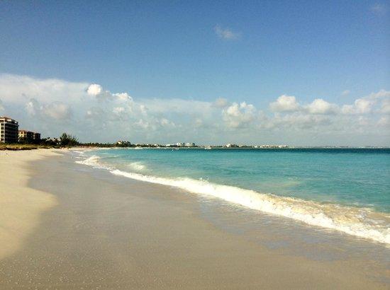 Ocean Club West: Grace Bay Beach near OCW