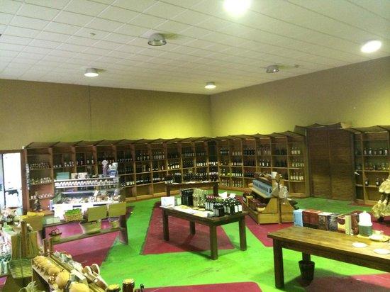 Museo del Aceite Andaluz: TIENDA GOURMET DEL MUSEO