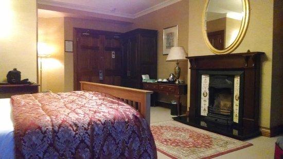 Glenlo Abbey Hotel : Lovely Suite