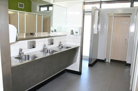 Amazing Communal Bathrooms Interior