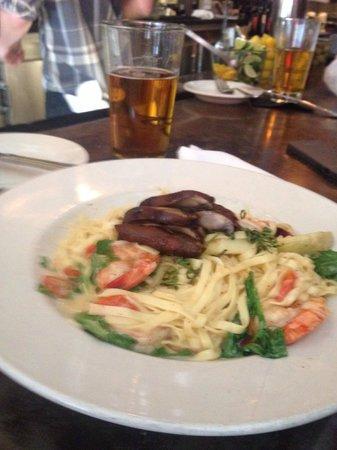 Pastabilities: Linguini scampi yum yum