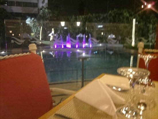 InterContinental Cali - Un Hotel Estelar: Vista desde restaurante de Carne