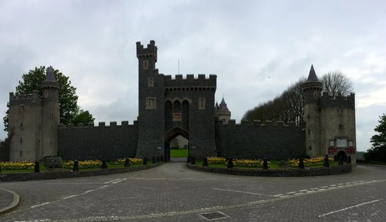Dufferin Coaching Inn: Killyleagh Gate house