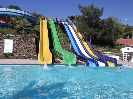 Paloma Club Sultan Ozdere: Water slides
