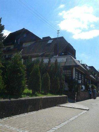 Hotel Waldachtal : Vue extérieure