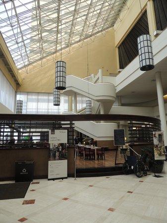Sheraton Philadelphia Downtown Hotel: Lobby del Hotel