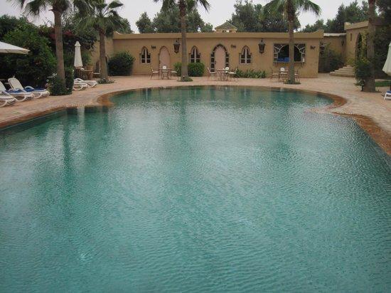 Hotel Dar Zitoune: la magnifique grande piscine