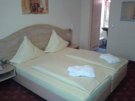 Hotel BelVital : Chambre 17