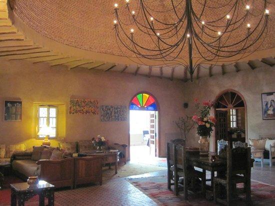 Hotel Dar Zitoune : L'entré est impressionnante !!!