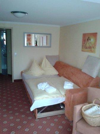 Hotel BelVital : Chambre 16