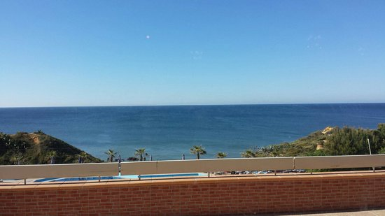 Auramar Beach Resort: View from breakfast