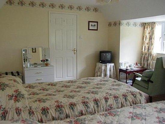 Aston House: Twin Room