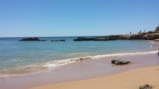 Auramar Beach Resort: Beach-2 minute walk