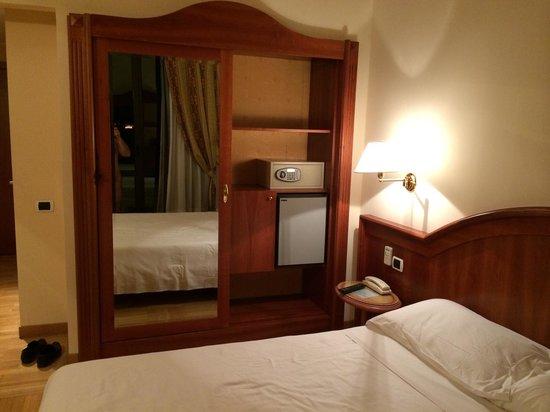 Hotel Europa Padova: Camera